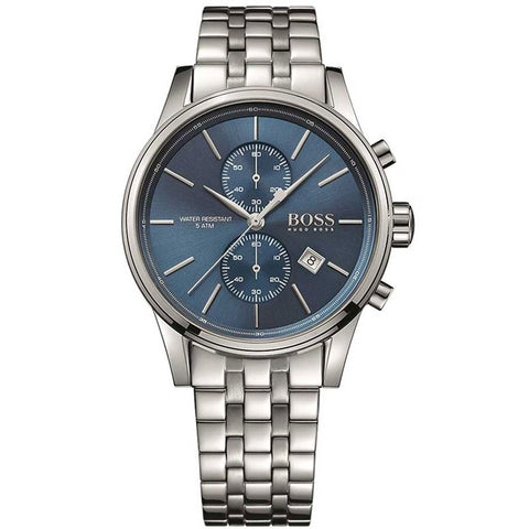 Blue Dial Jet Mens Chronograph Watch 1513384-Luxury Watches | Mens And Ladies Luxury Watches | Upscale Time