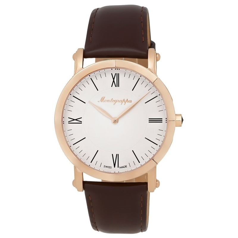 Rose Gold NeroUno Slim Swiss Made Men's Watch IDNMWARW-Luxury Watches | Mens And Ladies Luxury Watches | Upscale Time