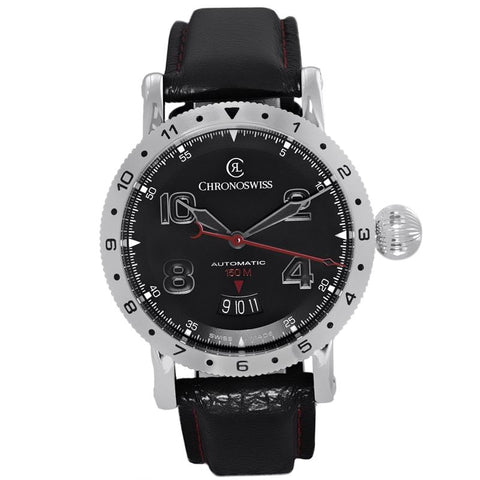 Timemaster 150 Date Automatic Swiss Made Mens Watch CH-2773-AZ Galvani-Luxury Watches | Mens And Ladies Luxury Watches | Upscale Time