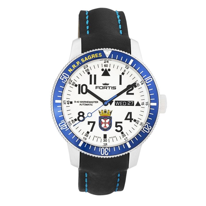 B-42 Marinemaster N.R.P Sagres Men's 647.11.42 L17 Automatic Watch Swiss-Luxury Watches | Mens And Ladies Luxury Watches | Upscale Time