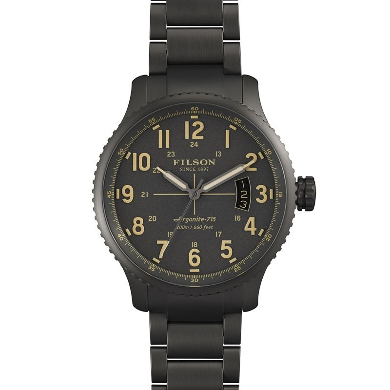 Shinola Mackinaw Field Watch Men's Made in USA 30304947135-Luxury Watches | Mens And Ladies Luxury Watches | Upscale Time