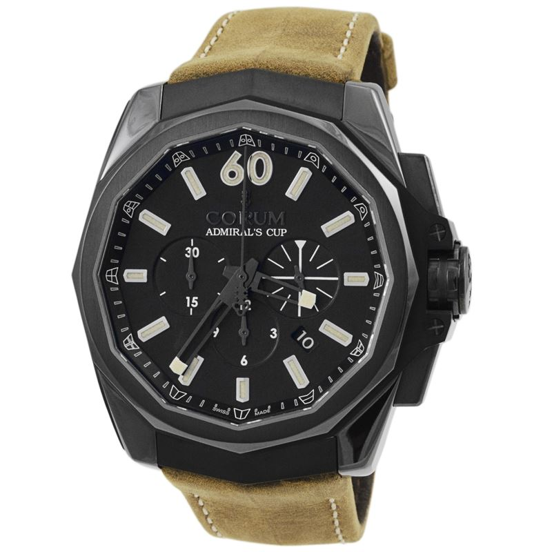 Corum Admiral's Cup Chronograph Automatic Men's Watch 132.212.95/0F01 AN20-Luxury Watches | Mens And Ladies Luxury Watches | Upscale Time