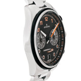 Edox Men's Chronorally S Swiss Chronograph Watch 09503-3NOM-NOO Swiss Made