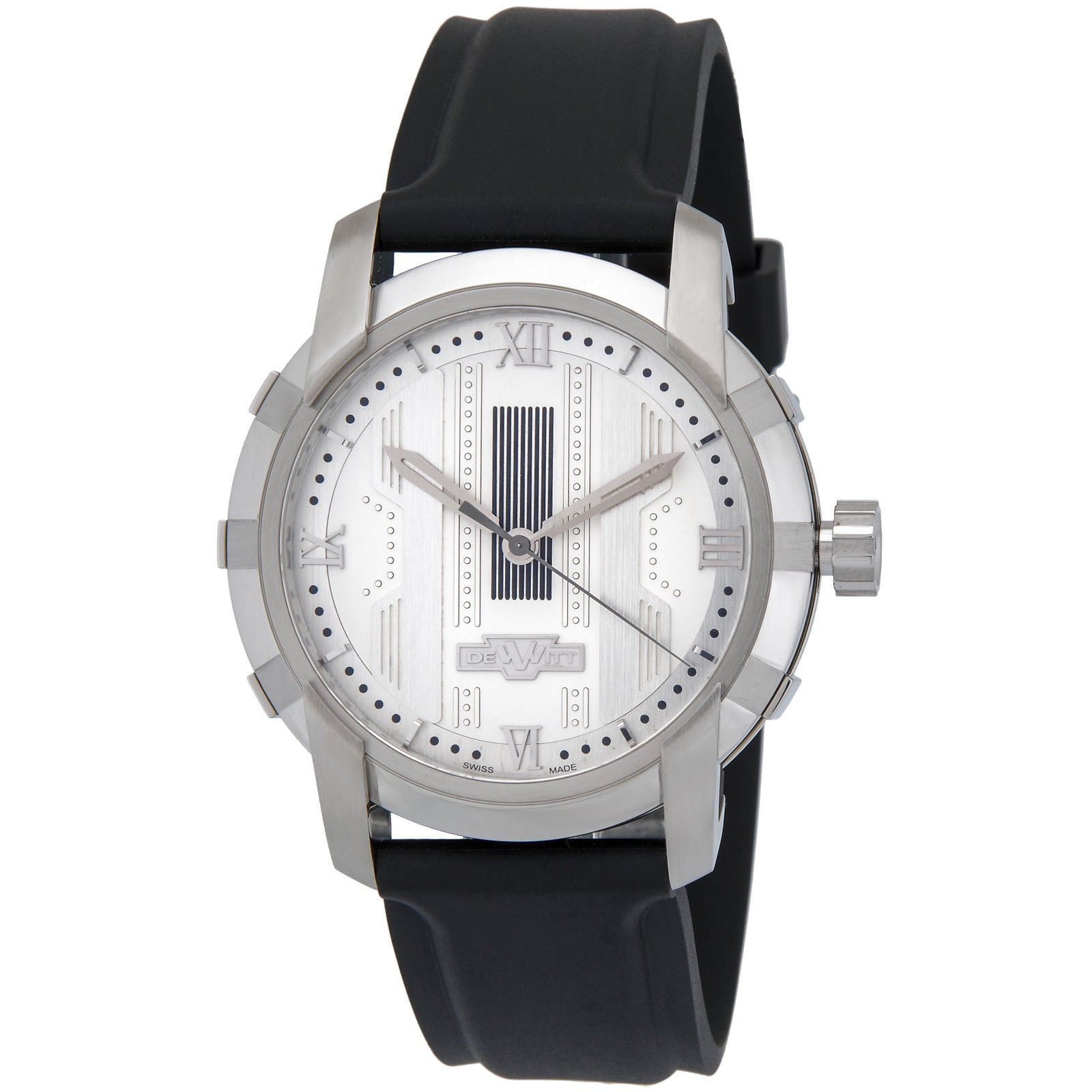 Glorious Knight Stainless Steel FTV.HMS.002 White Automatic Men's Watch-Luxury Watches | Mens And Ladies Luxury Watches | Upscale Time