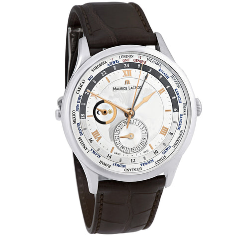 Masterpiece Tradition Worldtimer MP6008-SS001-110-2 Men's Watch-Luxury Watches | Mens And Ladies Luxury Watches | Upscale Time