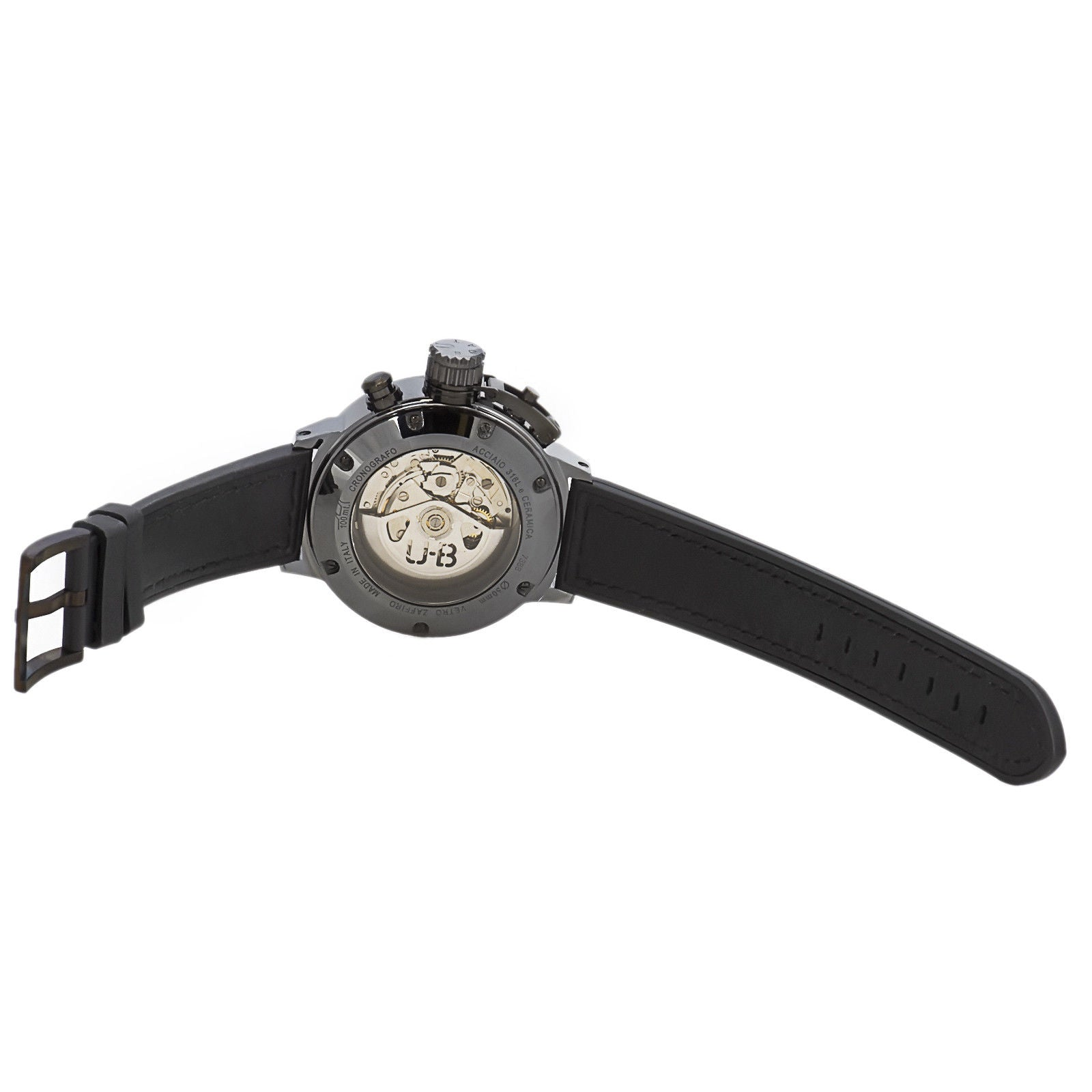 Flightdeck Chronograph Full Ceramic 7388 Automatic Men's Watch-Luxury Watches | Mens And Ladies Luxury Watches | Upscale Time