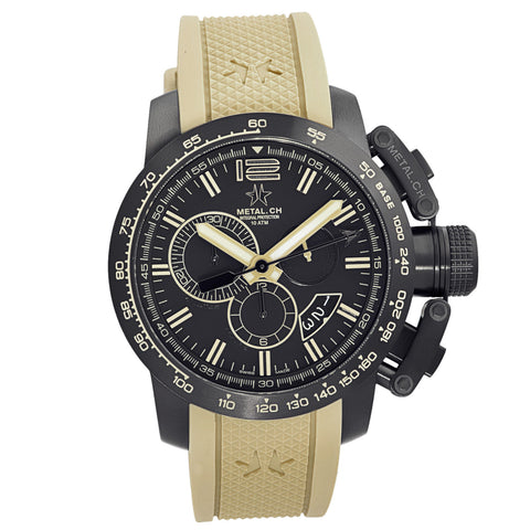Chronosport Mens Chronograph Military Swiss Watch 4429.44-Luxury Watches | Mens And Ladies Luxury Watches | Upscale Time