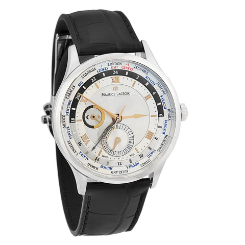 Masterpiece Tradition Worldtimer Men's Watch MP6008-SS001-110-Luxury Watches | Mens And Ladies Luxury Watches | Upscale Time