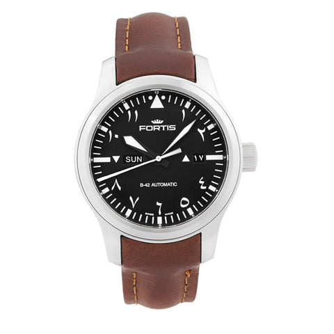 B-42 Flieger Automatic Al Tayer Men's Automatic 786.10.61 L18 Watch Swiss-Luxury Watches | Mens And Ladies Luxury Watches | Upscale Time