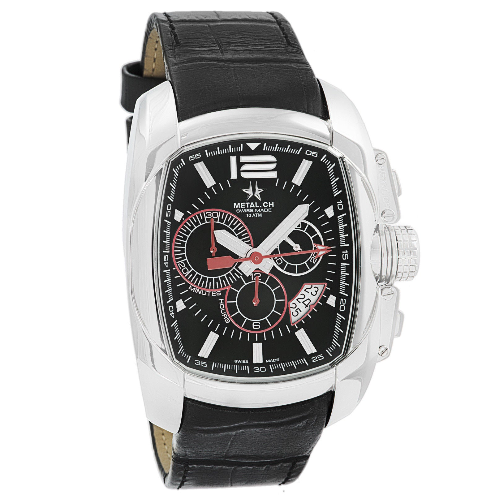 Chronometrie Club Series Mens Chronograph Swiss Made Watch 5120.47-Luxury Watches | Mens And Ladies Luxury Watches | Upscale Time