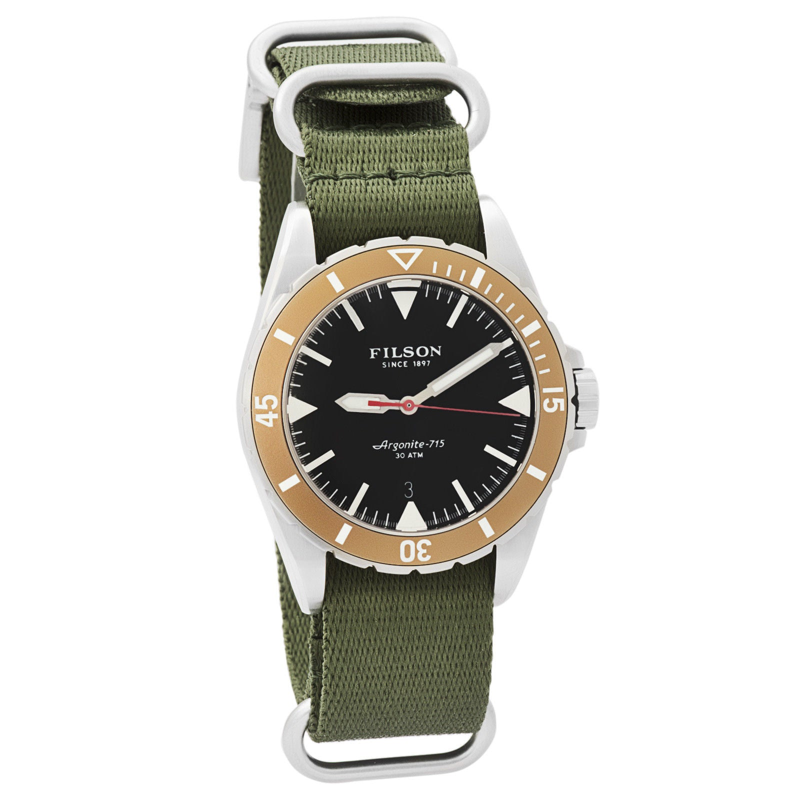 Shinola Dutch Harbor Diver Men's Watch Made in USA F0120001748-Luxury Watches | Mens And Ladies Luxury Watches | Upscale Time
