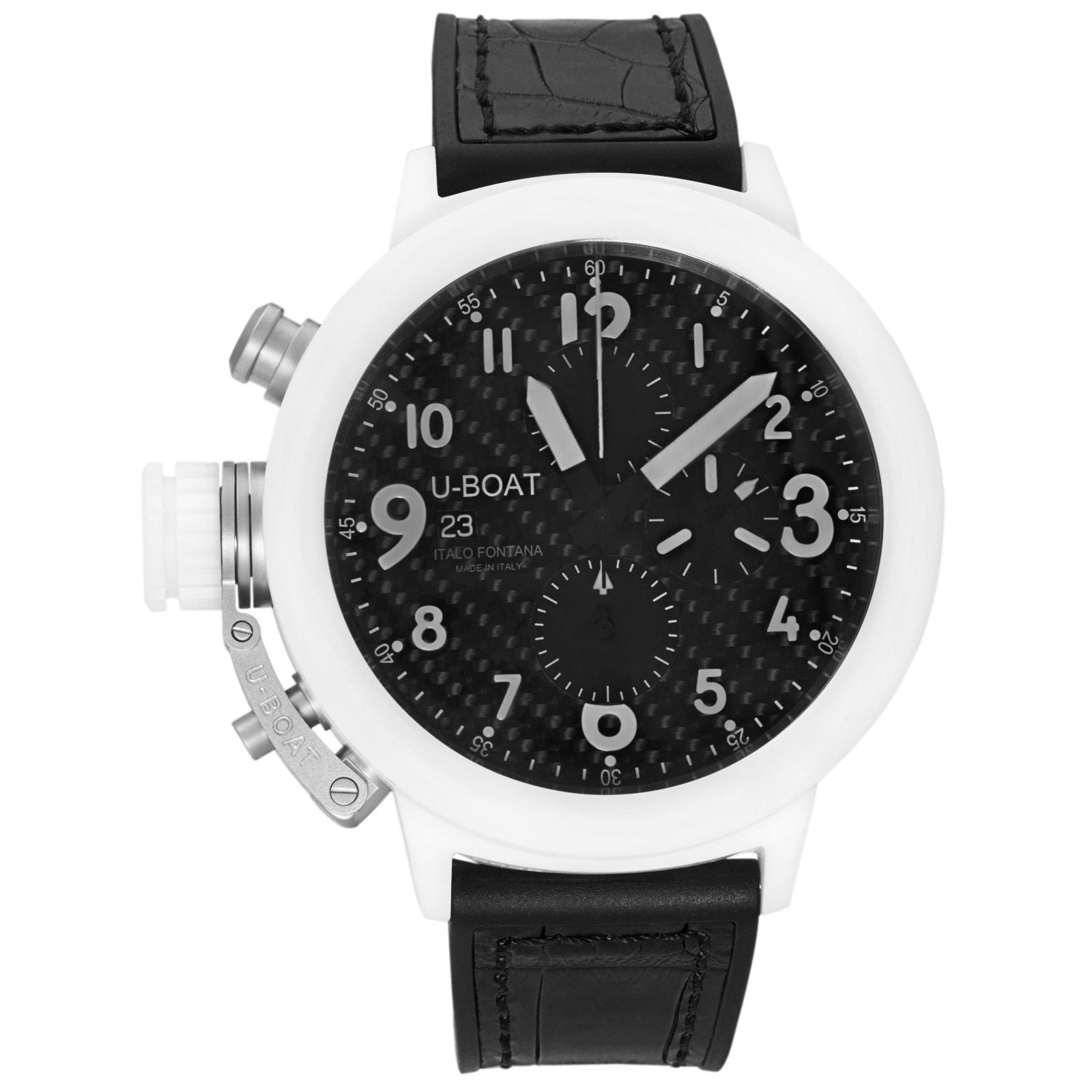 Flightdeck Chronograph Full Ceramic 7095 Automatic Men's Watch-Luxury Watches | Mens And Ladies Luxury Watches | Upscale Time