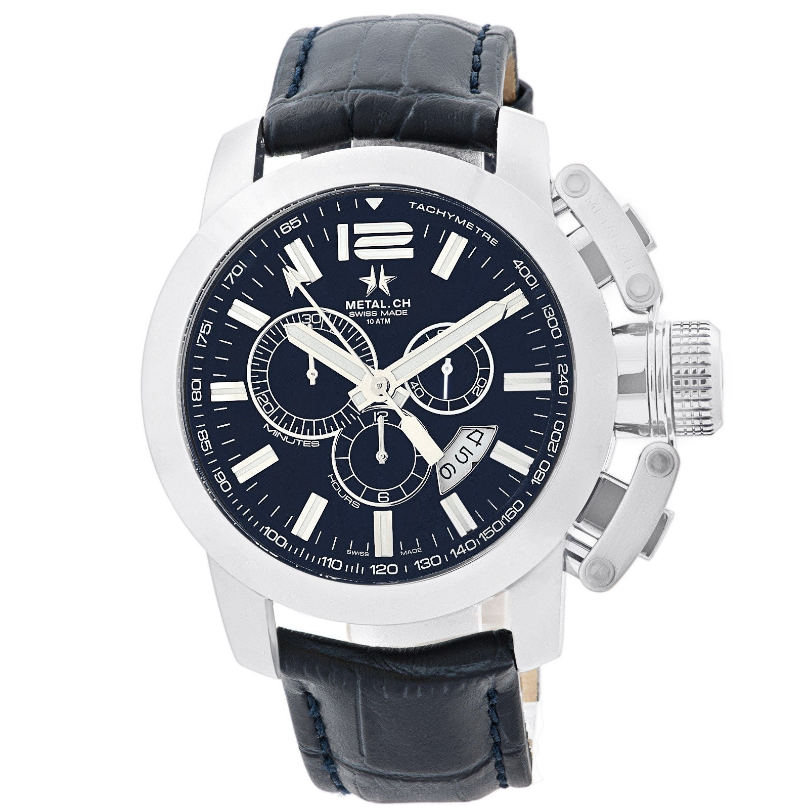 Chronometrie Chrono Series Mens Chronograph Swiss Made Watch 2153.47-Luxury Watches | Mens And Ladies Luxury Watches | Upscale Time