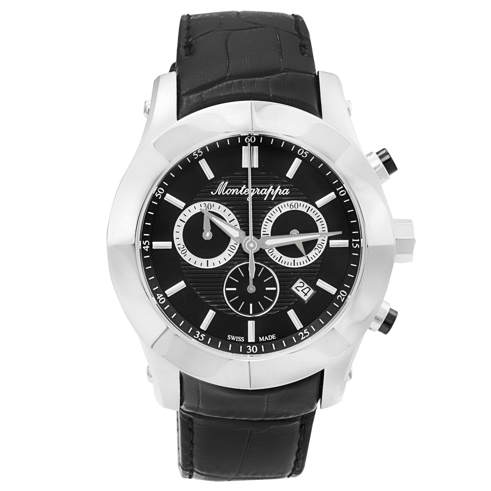 Nero Uno Chronograph Men's Swiss Made Watch IDNUWA00-Luxury Watches | Mens And Ladies Luxury Watches | Upscale Time