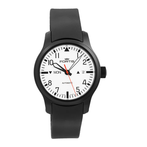 Nocturnal Automatic Black Mens Rubber Strap 655.18.12.K Watch-Luxury Watches | Mens And Ladies Luxury Watches | Upscale Time