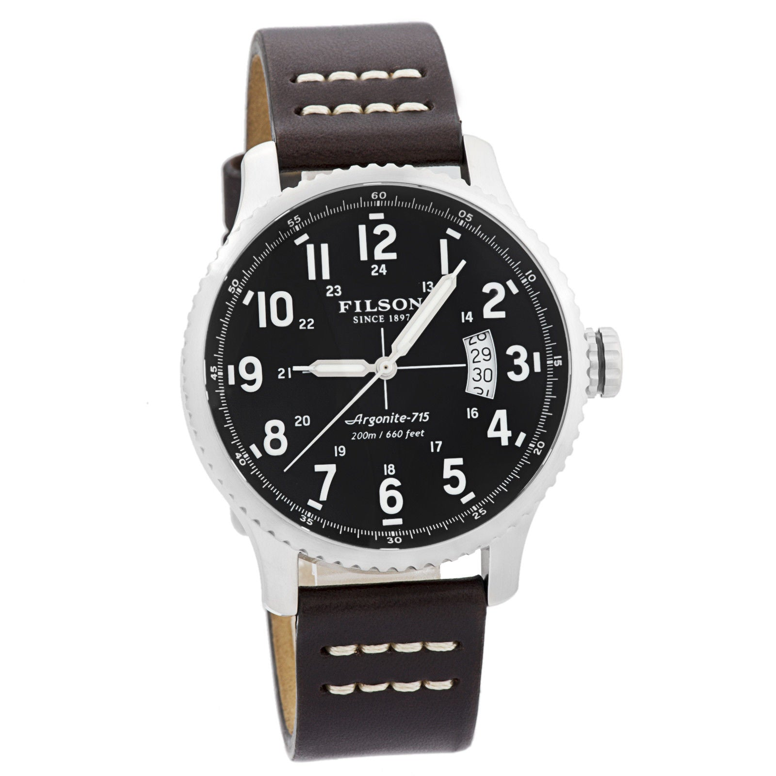 Shinola Mackinaw Field Watch Men's Made in USA F0120072835-Luxury Watches | Mens And Ladies Luxury Watches | Upscale Time