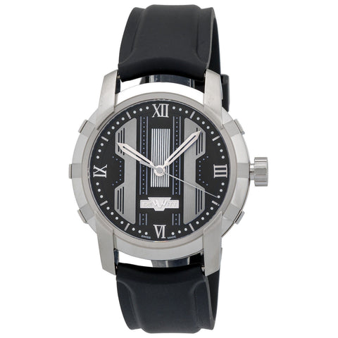Glorious Knight Black Automatic Men's Watch FTV.HMS.001.RFB-Luxury Watches | Mens And Ladies Luxury Watches | Upscale Time