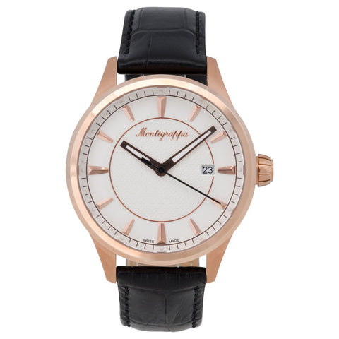 Fortuna Rose Gold Watch Men's Watch Swiss Made IDFOWARJ-Luxury Watches | Mens And Ladies Luxury Watches | Upscale Time