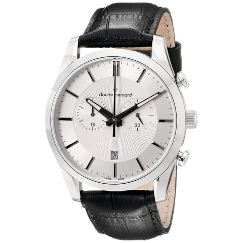 Claude Bernard By Edox Men's Classics Men's Chronograph Watch 10103.3.AIN2 Swiss Made
