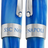 Fortuna Special Edition Società Sportiva Calcio Napoli Blue Ballpoint Pen ISFONBPC-Luxury Watches | Mens And Ladies Luxury Watches | Upscale Time