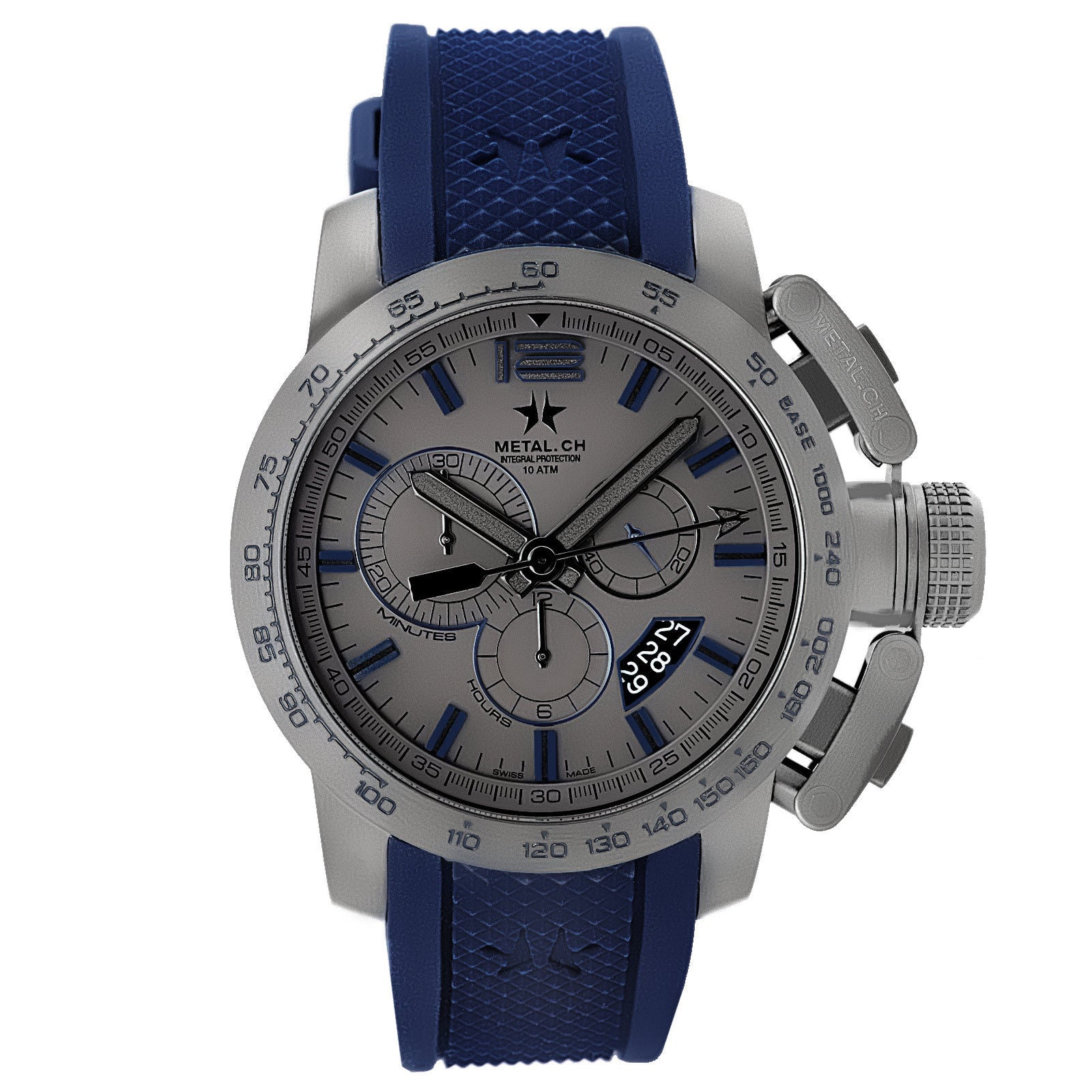 Chronosport Mens Chronograph Swiss Made Watch 4539.44-Luxury Watches | Mens And Ladies Luxury Watches | Upscale Time
