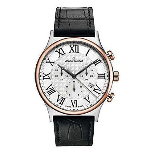 Claude Bernard By Edox Men's Classic Dress Chronograph 10217.357R.AR