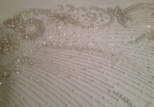 Load image into Gallery viewer, Princess Rhinestone Beaded Applique - Large
