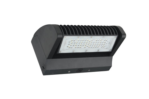 LED ROTATABLE WALL PACK 25W/40W/60W