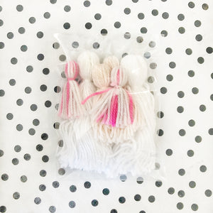 Crafty Tassels