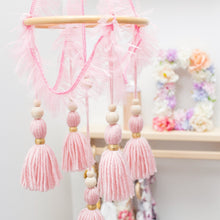 Load image into Gallery viewer, Mini Tulle Chandelier Mobile