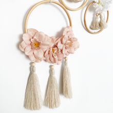 Load image into Gallery viewer, floral wall hanging wildflower collection by Little Cloud Lane