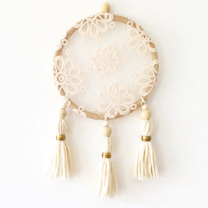 SAMPLE Boho Dreams Wall Hanging - Small