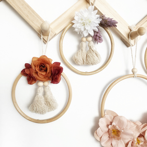 wildflower collection by Little Cloud Lane