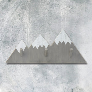 GREY MOUNTAIN PEGBOARD