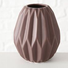 Load image into Gallery viewer, MATT PINK VASE