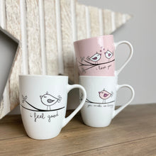 Load image into Gallery viewer, LOVE BIRD MUG
