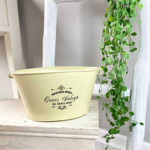 VINTAGE FRENCH PLANTER