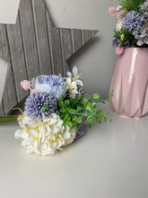 Load image into Gallery viewer, LILAC ROSE & HYDRANGEA BOUQUET