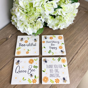 BUSY BEE COASTERS