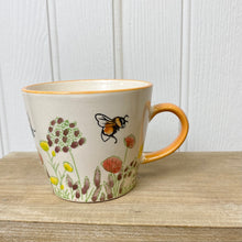 Load image into Gallery viewer, BEES & FLOWERS MUG