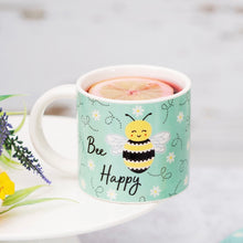 Load image into Gallery viewer, HAPPY BEE MUG