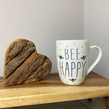 Load image into Gallery viewer, BEE HAPPY MUG