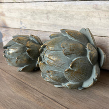 Load image into Gallery viewer, BRONZE ARTICHOKE