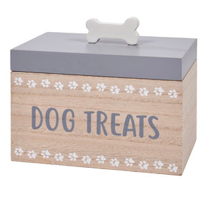 DOG TREATS BOX