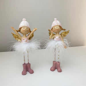 PINK & WHITE FAIRIES