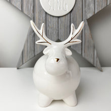 Load image into Gallery viewer, WHITE CHUBBY REINDEER
