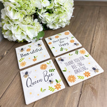Load image into Gallery viewer, BUSY BEE COASTERS