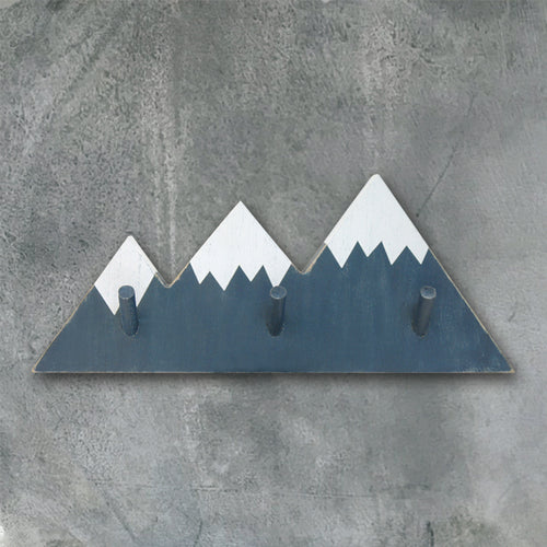 NAVY MOUNTAIN PEGBOARD