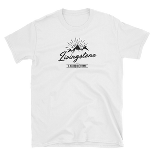 Unisex Short-Sleeve Unisex T-Shirt (White/Grey)