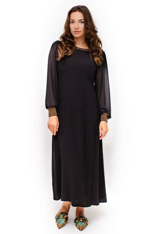 Just - Lauren Maxi - Black